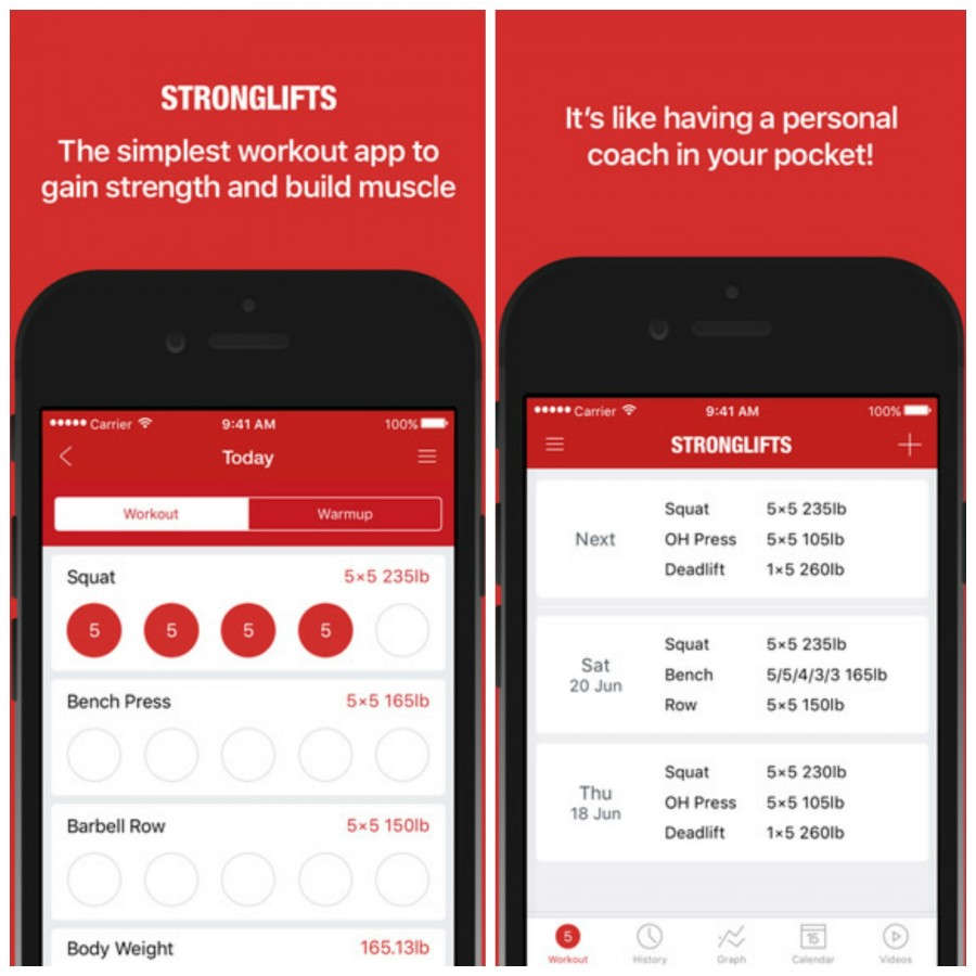 stronglifts-5x5-fitness-app