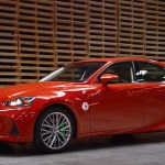 Lexus IS Sriracha Unveiled – Hottest Lexus IS Ever!