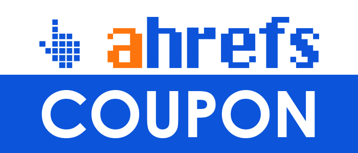 Ahrefs Coupon Code