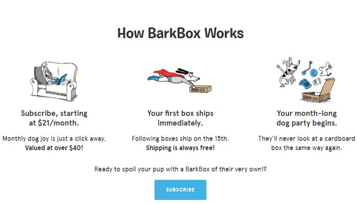 BarkBox discount 2018