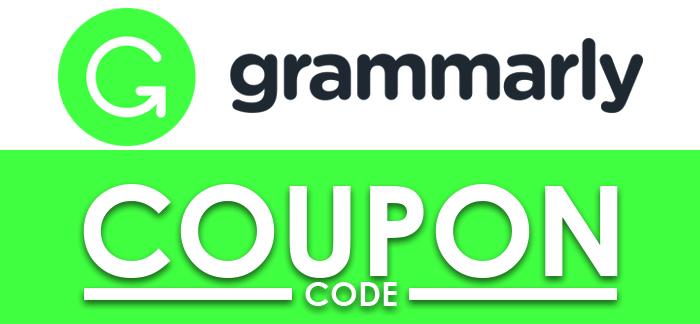 Grammarly Coupon Code