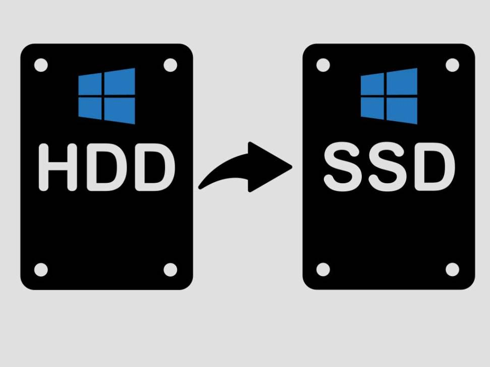 Clone HDD to SSD - Ultimate Guide for Migrating Windows 7,10