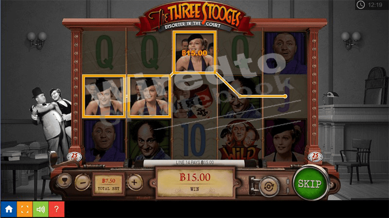 เกมส์-The-Three-Stooges-Sbobet