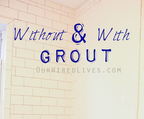 grout line colors our wired lives