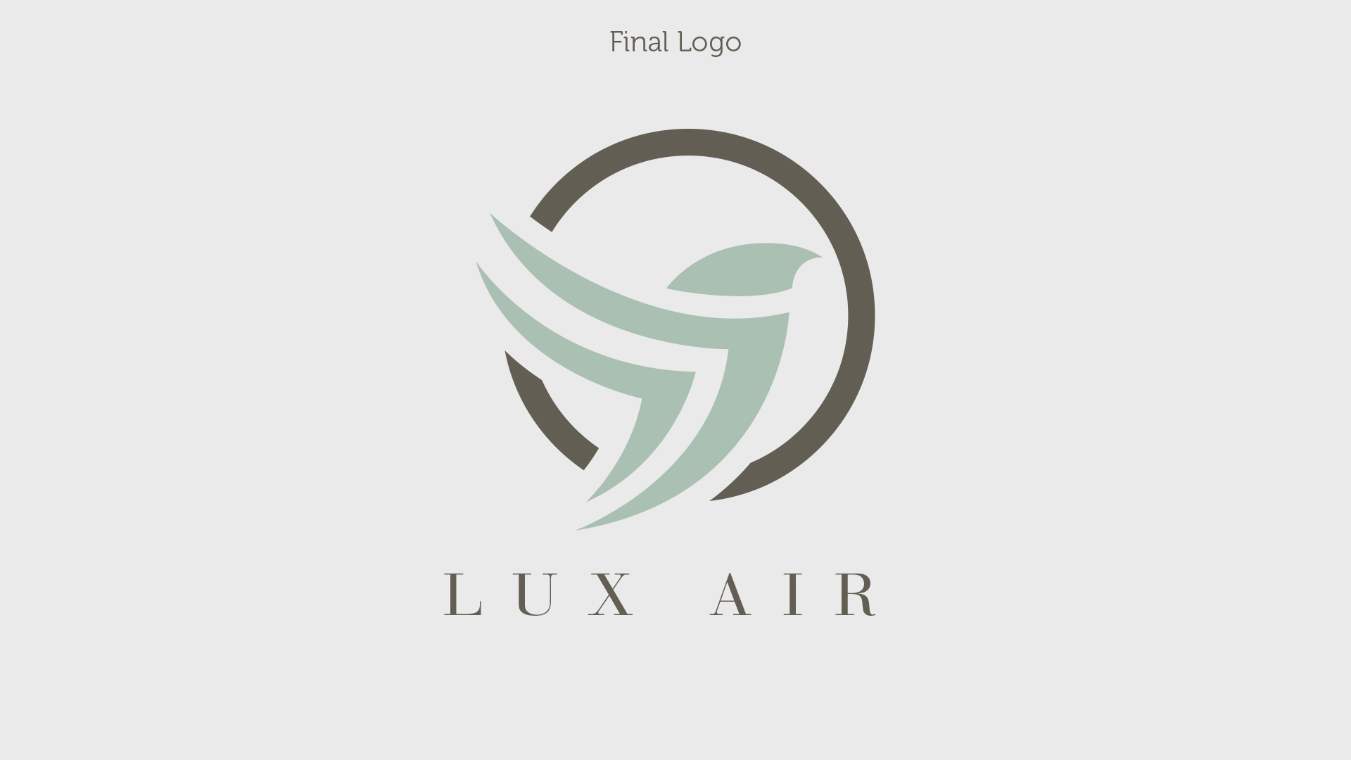 Final Logo- Lux Air