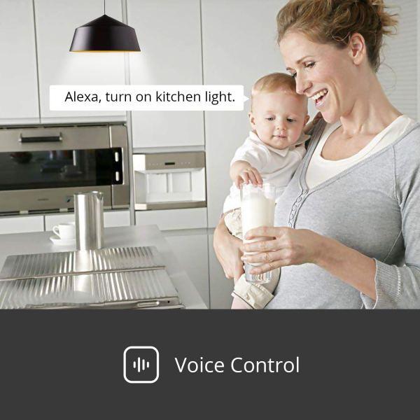 Gosund WiFi Smart Plug Outlet kitchen
