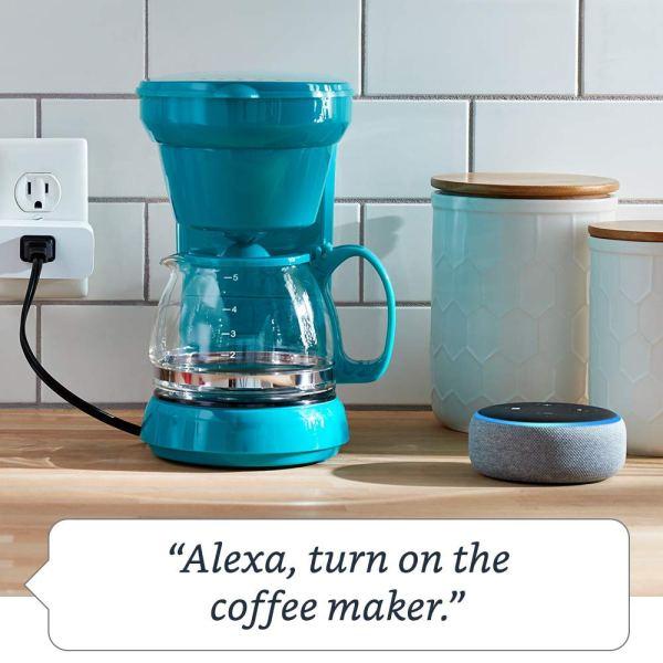 amazon smart plug control