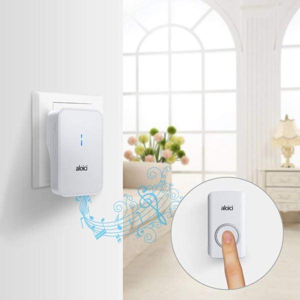 self powered doorbell