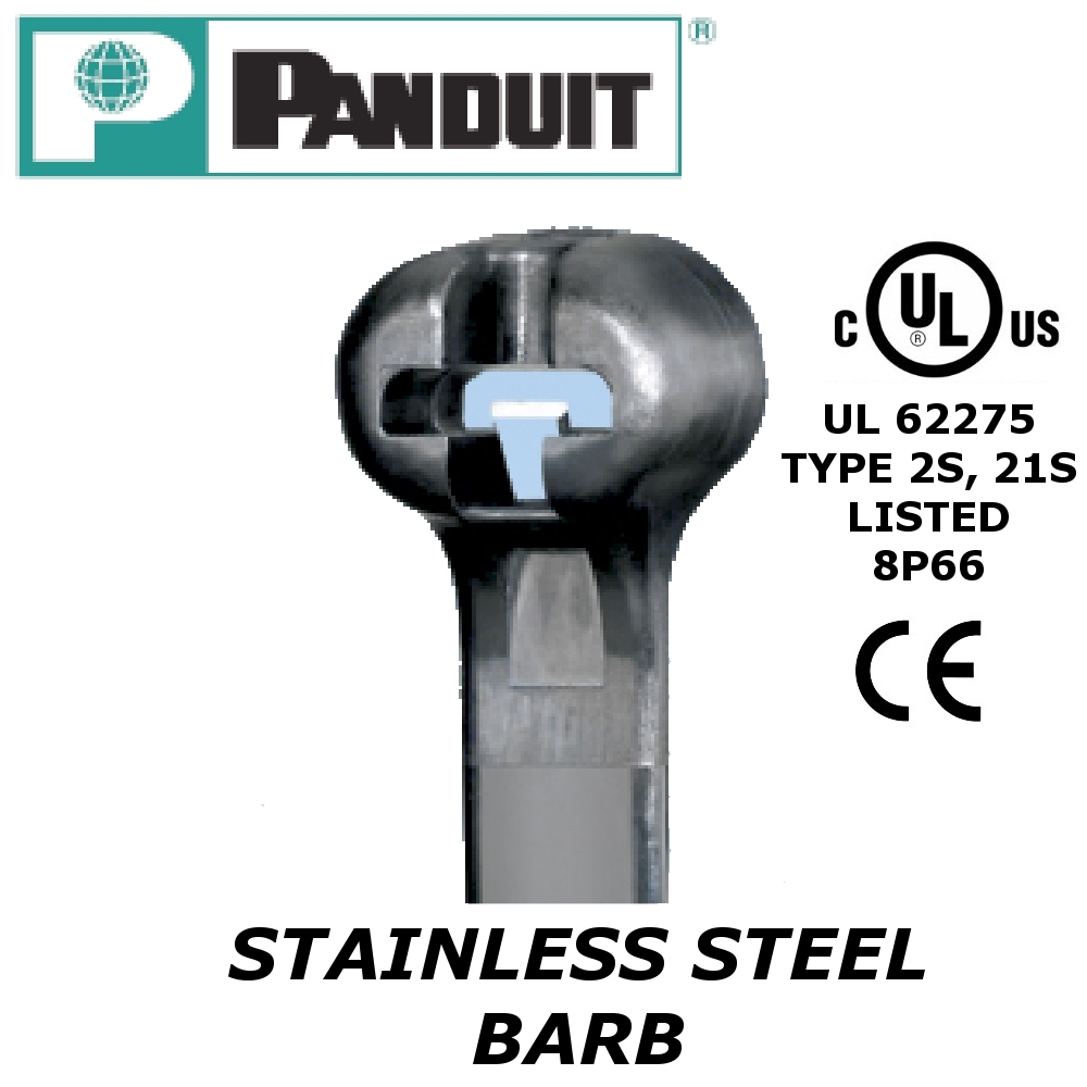 Barb Ties Stainless Cable Steel