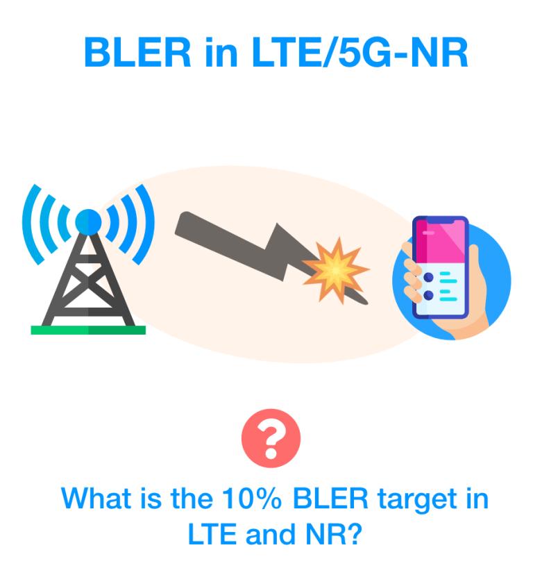 BLER in LTE-5G-NR