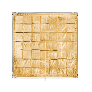 Gold Slip on Reflector - Honeycrates