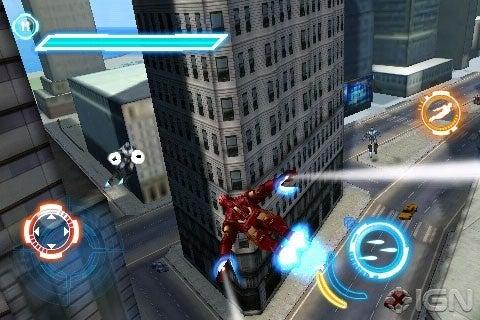 Baixar jogo para celular  Iron Man 2 (iPhone / iPod Touch) grátis
