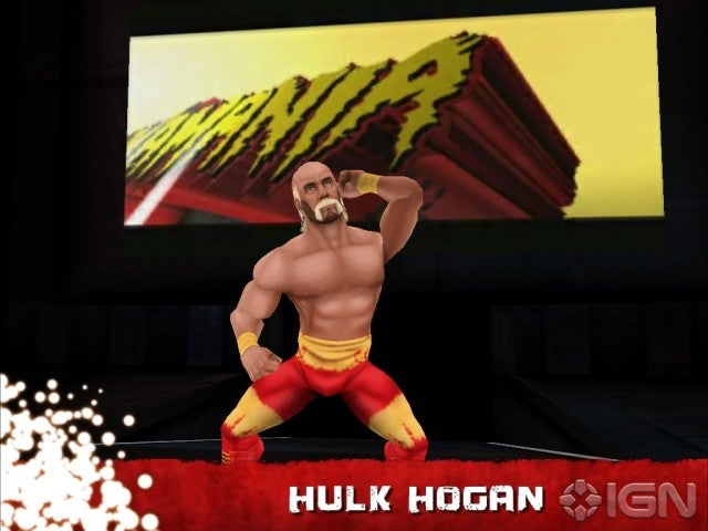 TNA Wrestling - Hulk Hogan Entrance