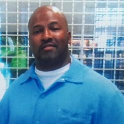 Prison PenPal Mervin Hughes