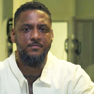 Prison PenPal Kenneth Foster Jr