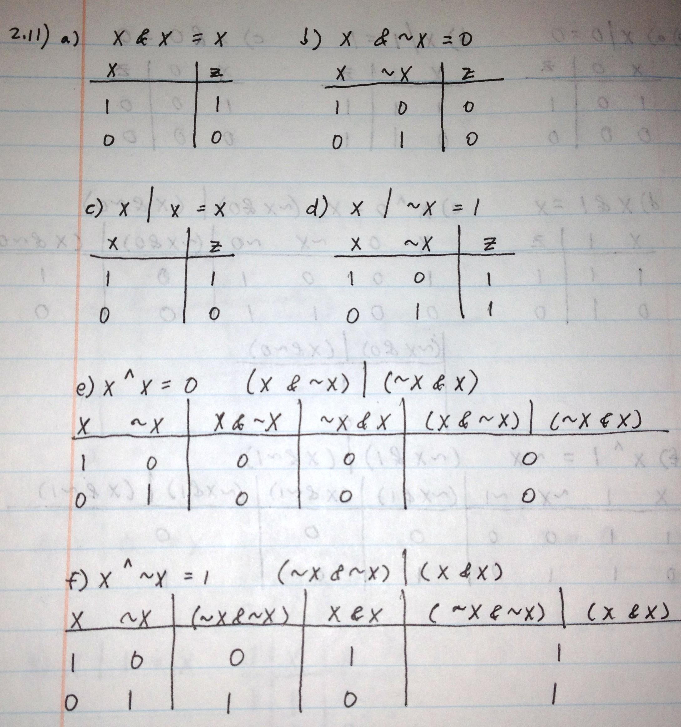 Chapter 2 Basic Logic Gates