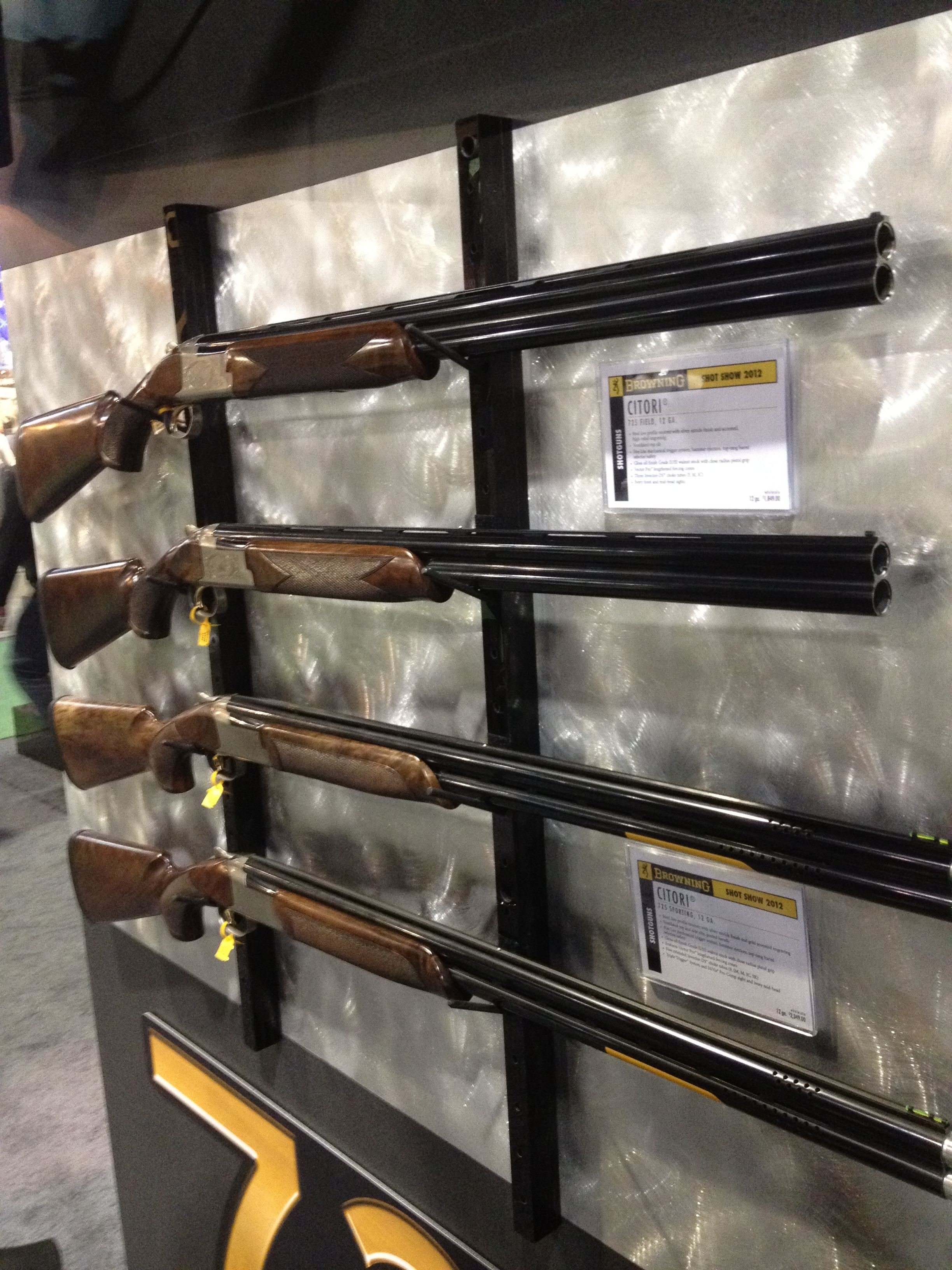 Browning Shotguns new products for 2012 – WireShots com