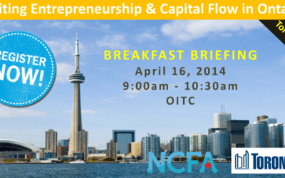 Event: Igniting Entrepreneurship and Capital Flow in Ontario
