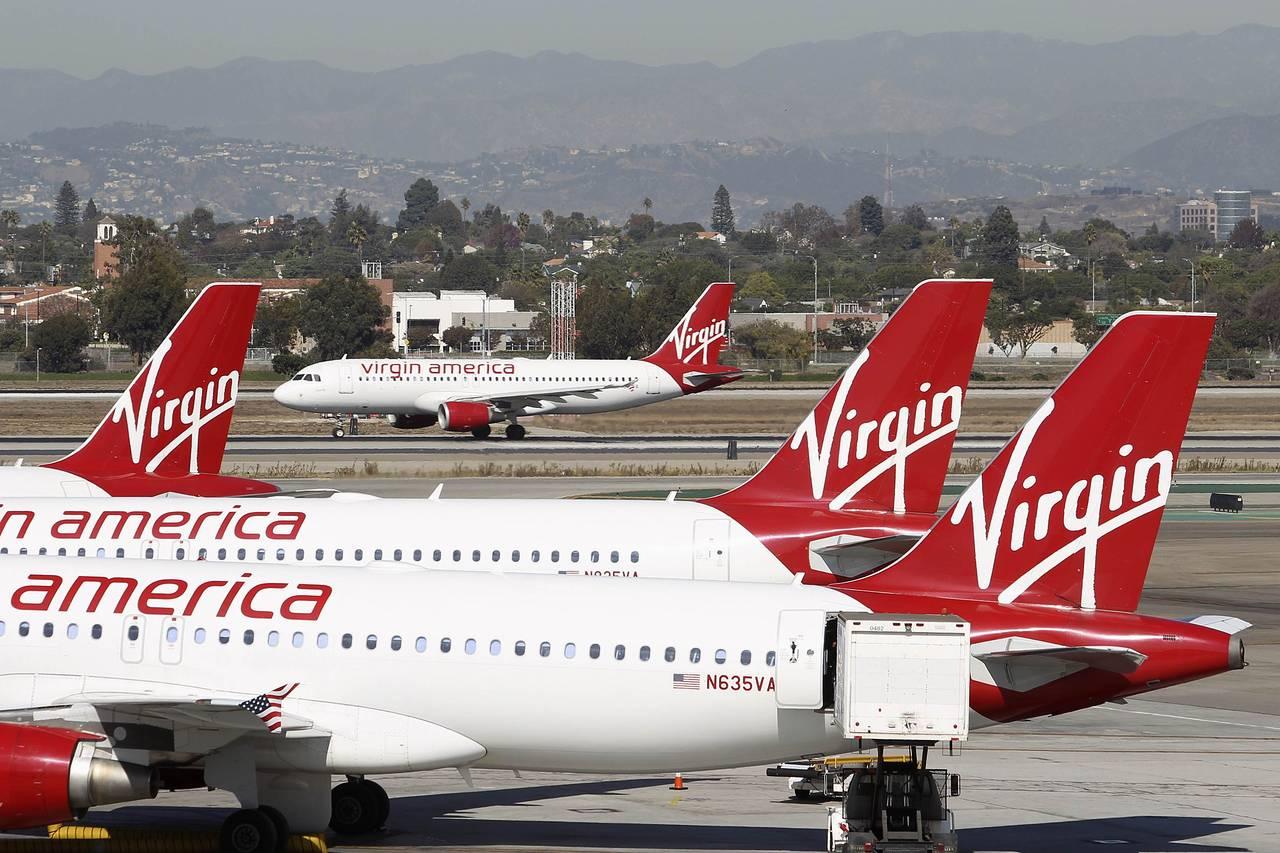Resultado de la imagen para alaska airlines virgin america