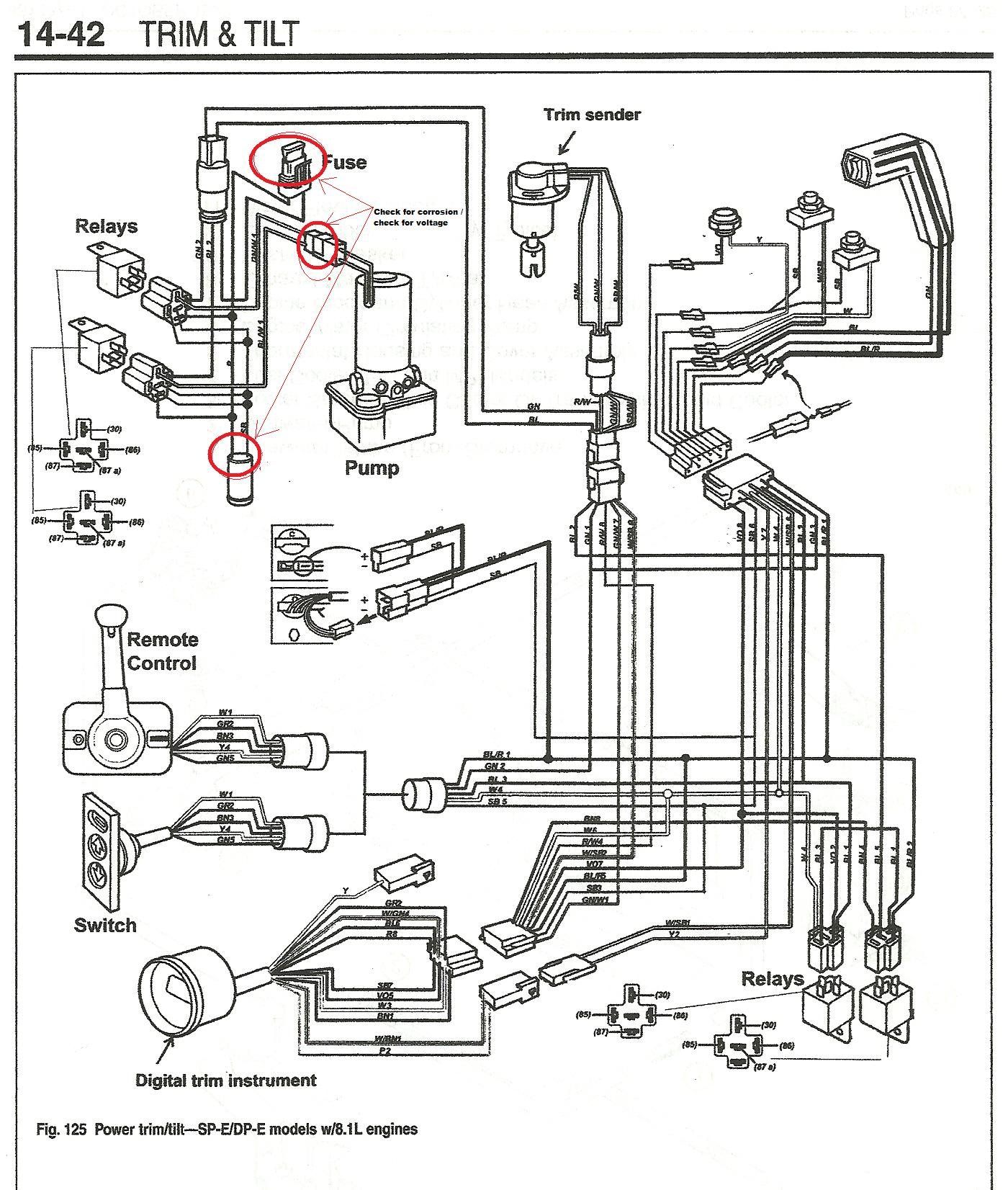 Bayliner 248sd Wiring Diagram