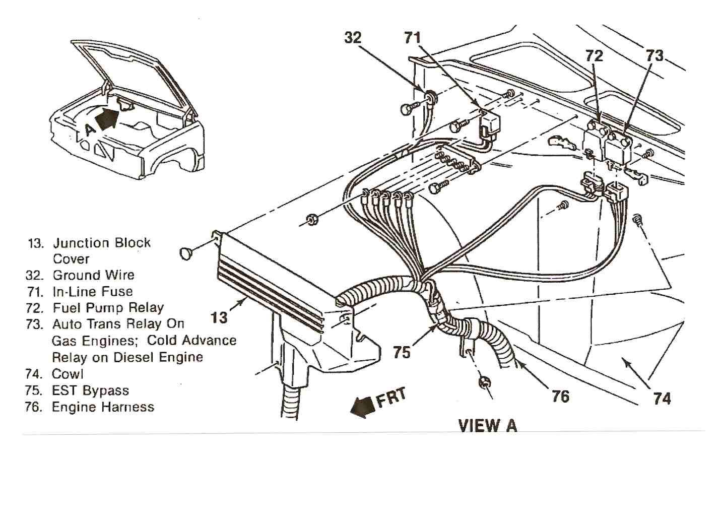 87 Chevy V10 Wiring Diagram