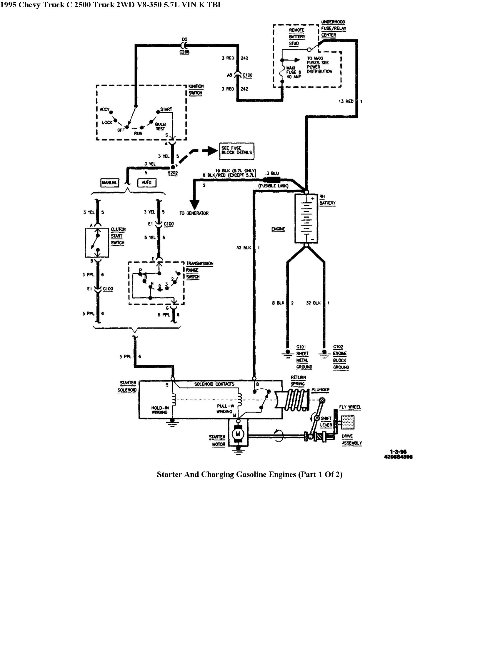 Diagram Stereo Wiring Diagrams V8 Engine I Need The
