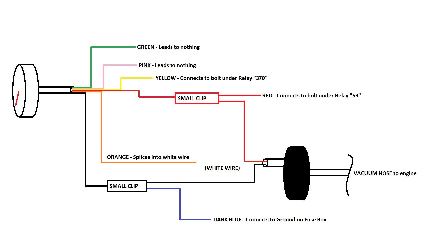Autotecnica Gauge Wiring Diagram