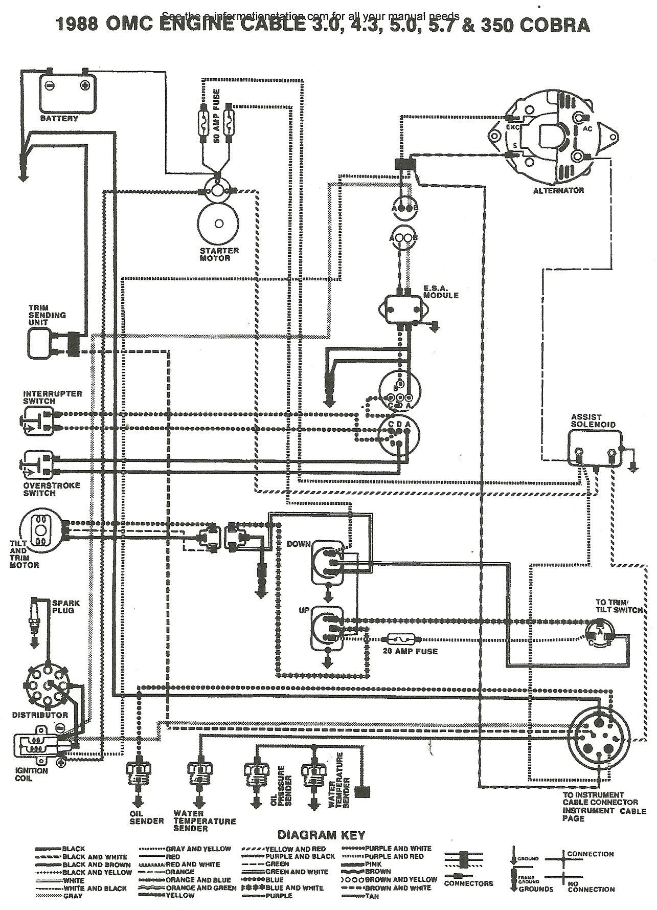 Bayliner 185 Wiring Diagram