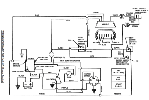 Briggs And Stratton 23 Hp Vanguard Wiring Diagram  Wiring
