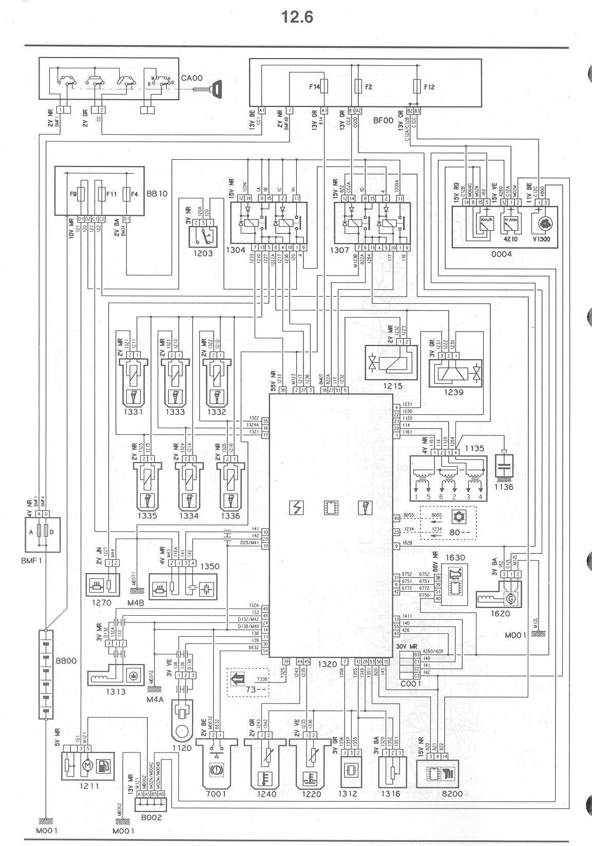 C5 Corvette Suspension Wiring Diagram