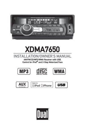 Dual Xd1222 Wiring Diagram
