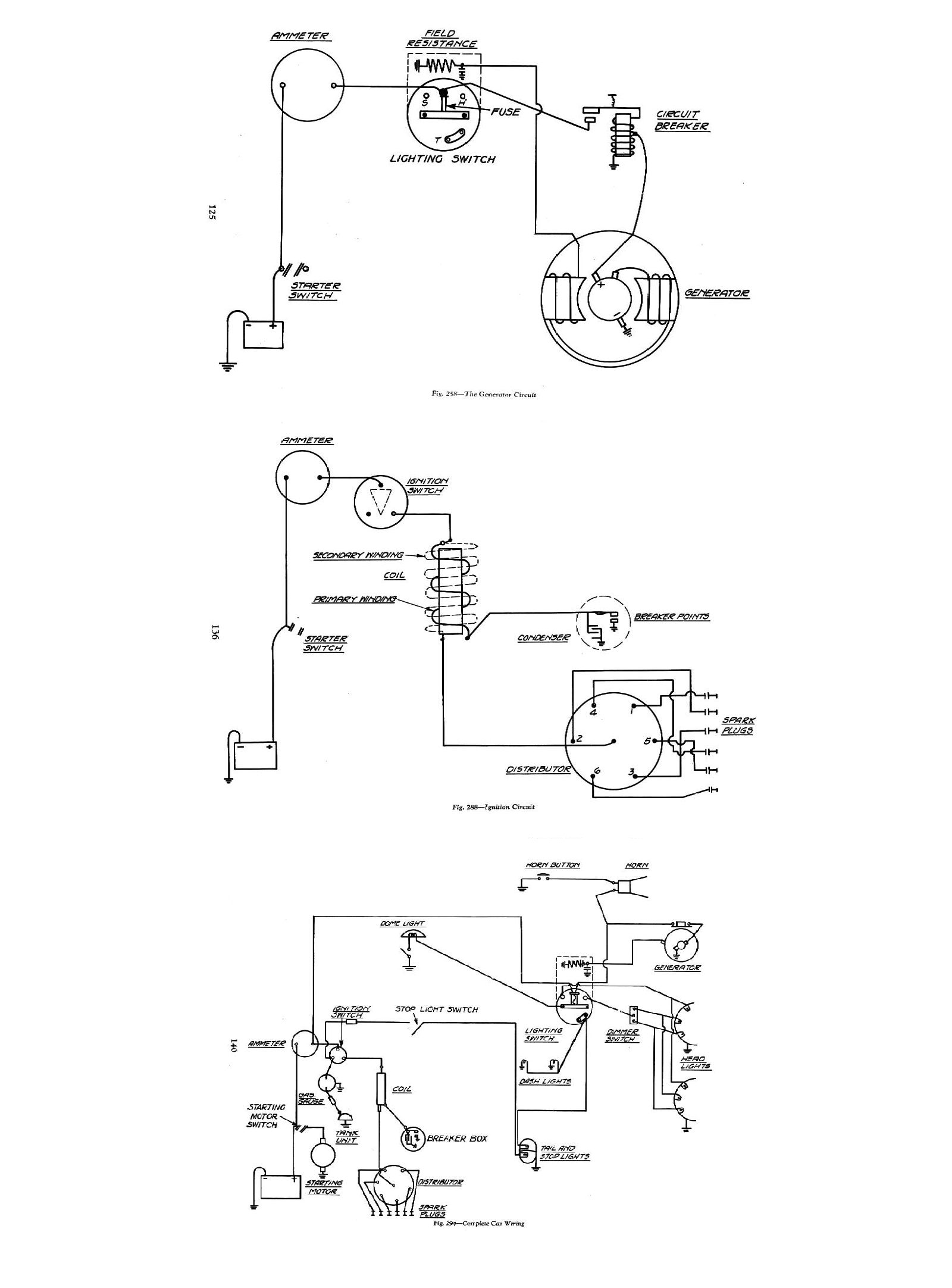 Dynamo Regulator Wiring Diagram