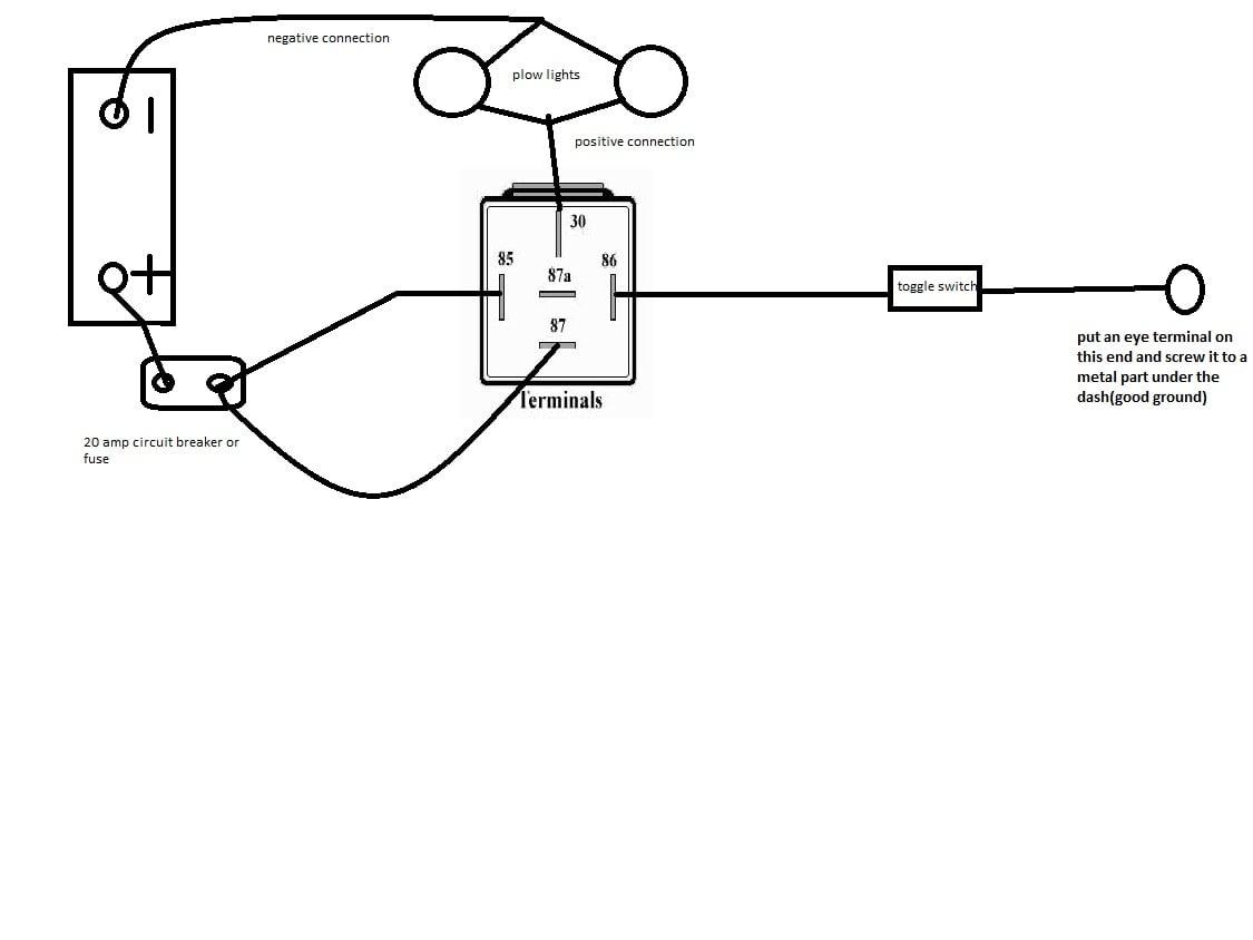 Fisher Snow Plow Wiring Diagram