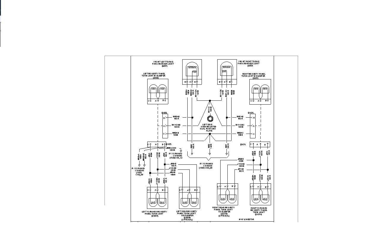 International Prostar Radio Wiring Diagram