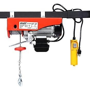 Ironton 110 Ac Winch Motor Wiring Diagram