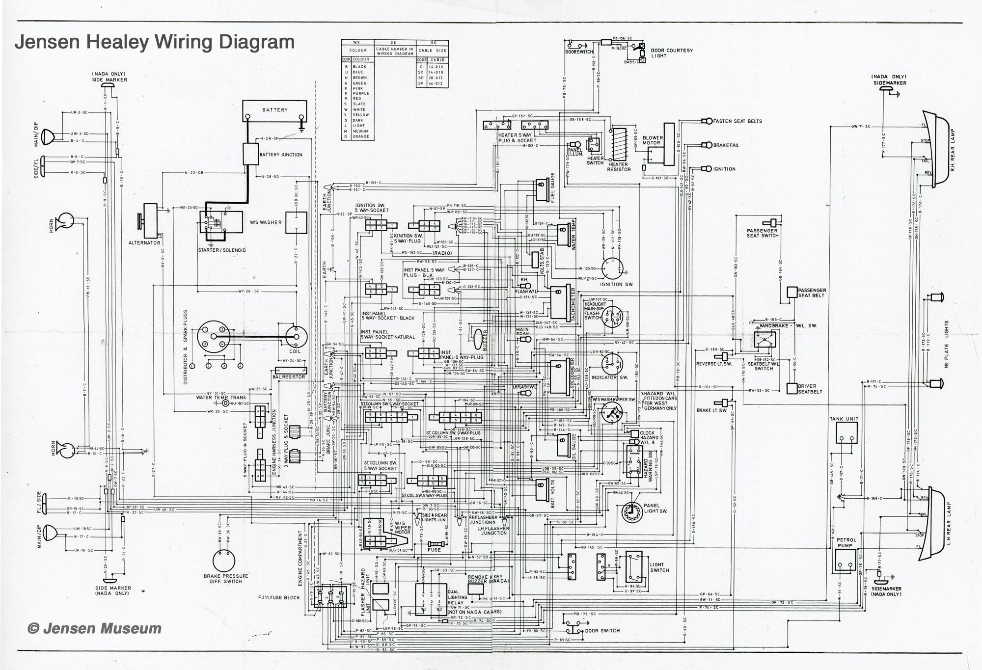 Jensen Dubw10 Wiring Diagram