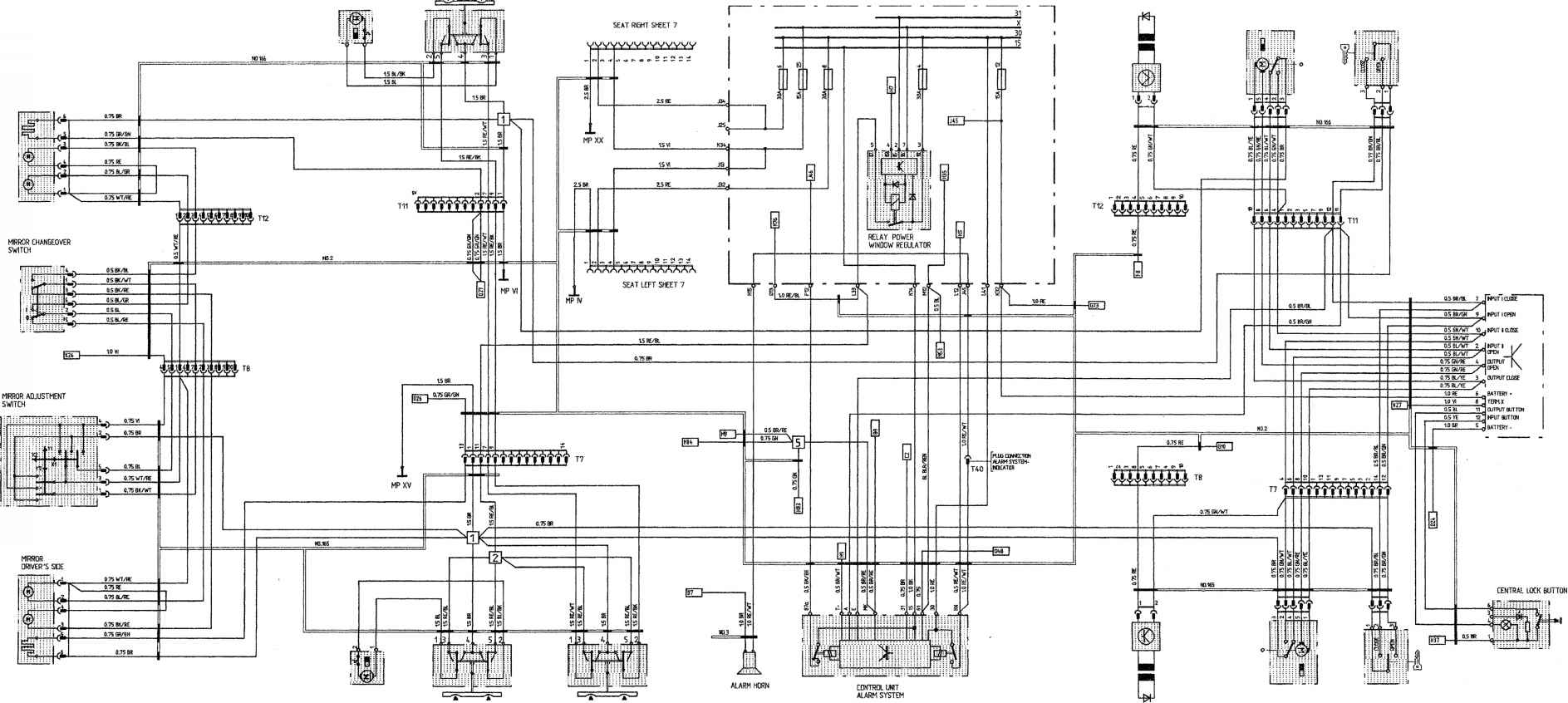 Porsche 964 Abs Wiring Diagram