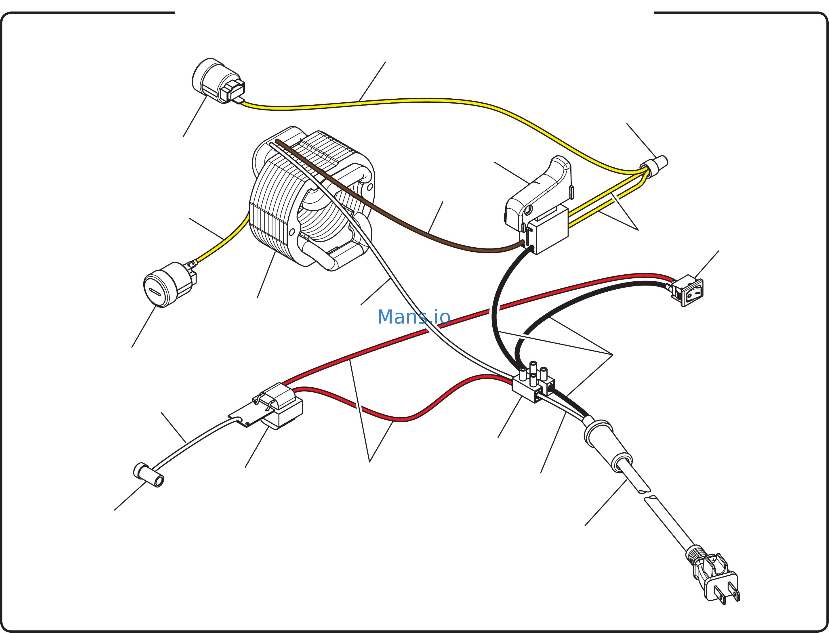 9 Lead Motor Wiring Diagram