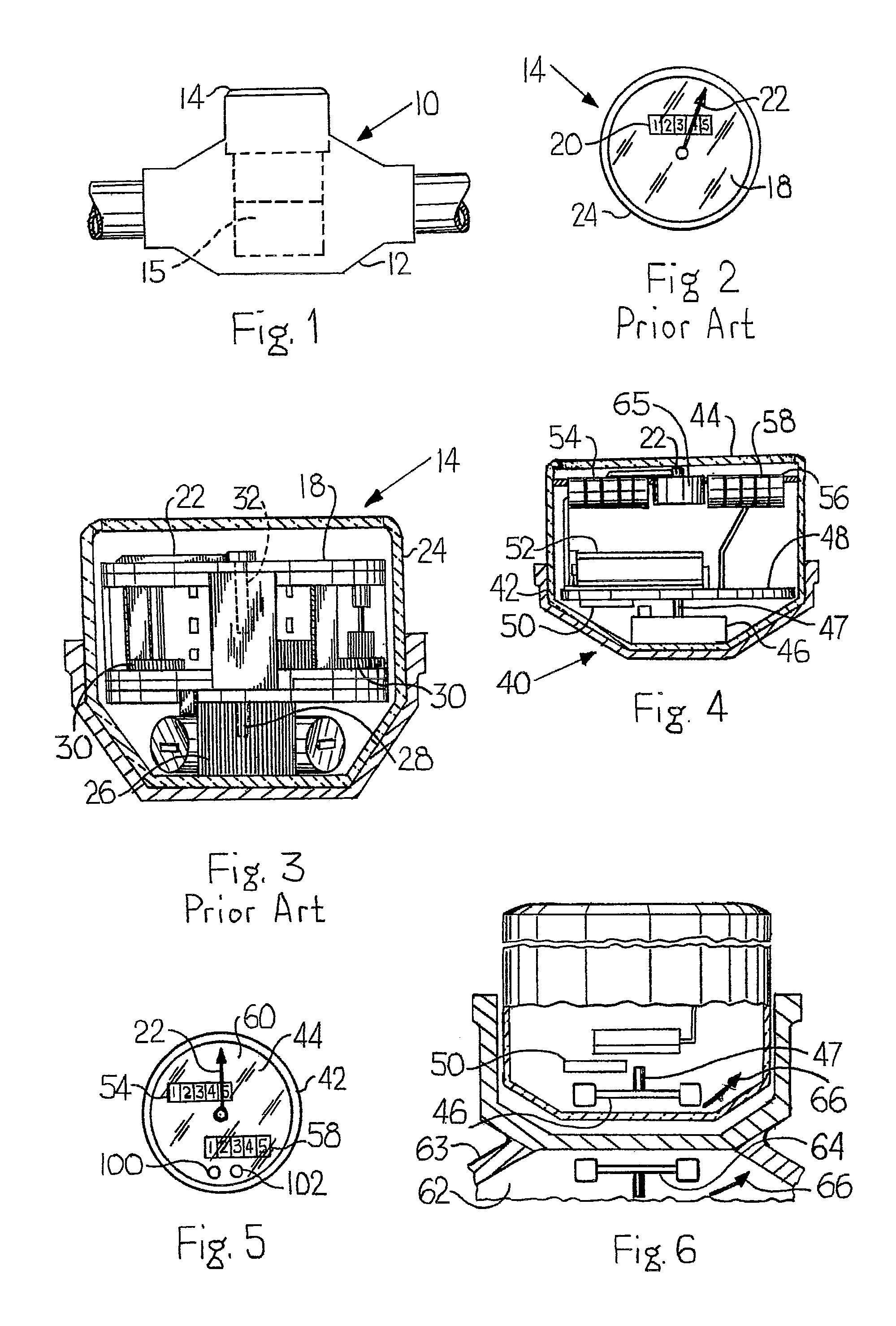 Sensus Water Meter Wiring Diagram