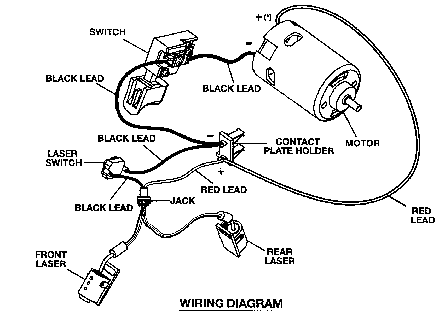 Wiring Diagram For Electric Motor For Craftsman Air