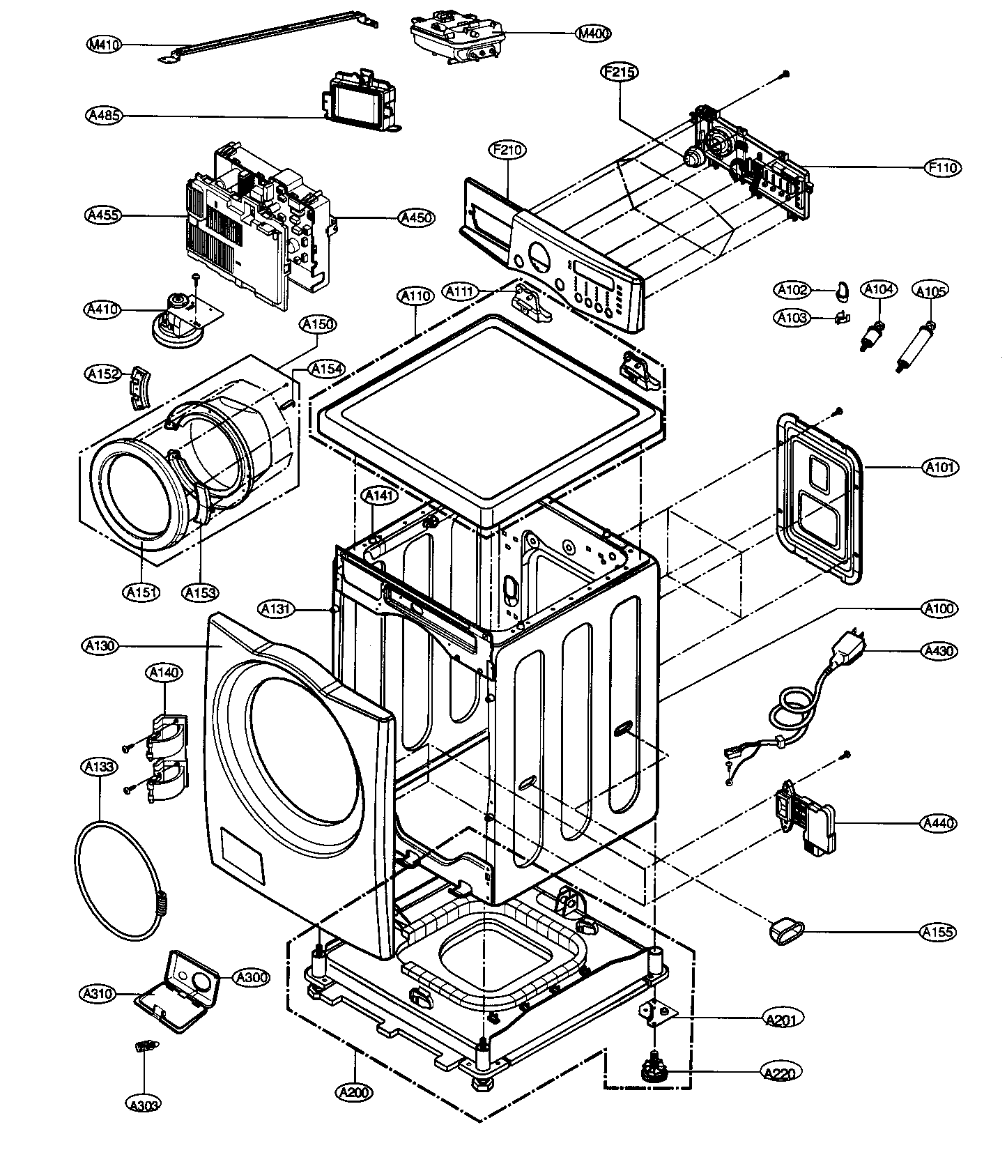 Wiring Diagram For Lg Lp Wnry2