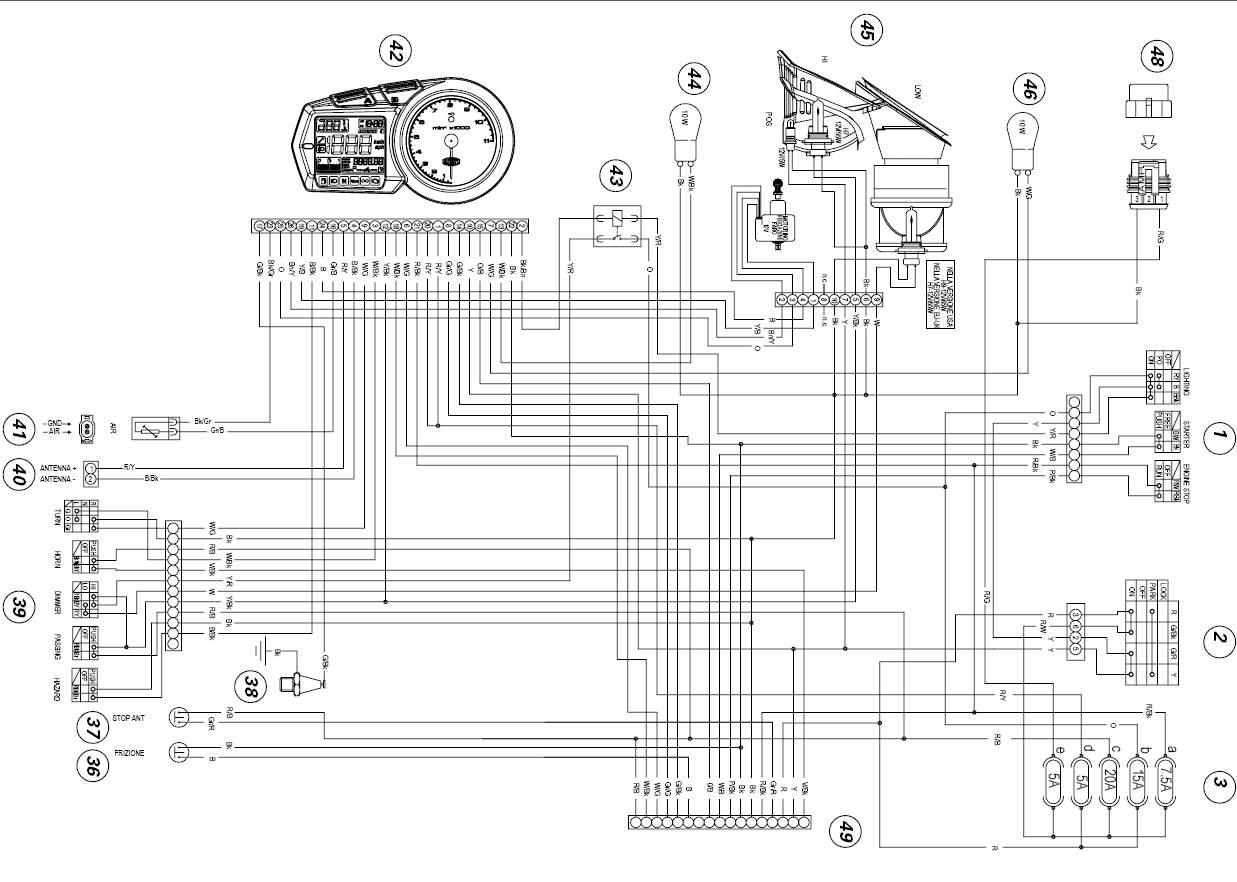 Index Of Wiringdiagrams Cleterminal