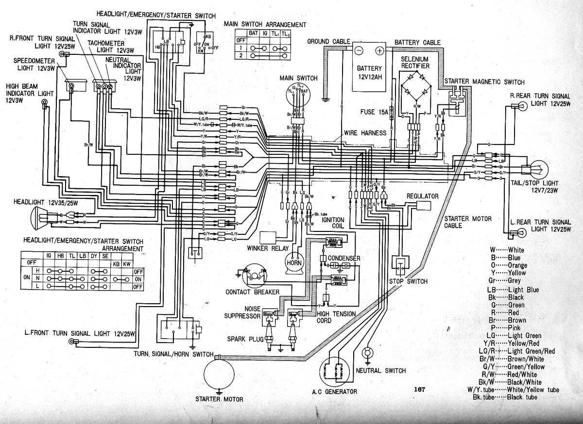 Honda CB450Glenns wiring diagram?resize=665%2C484 1986 honda 125 fourtrax wiring diagram wiring diagram,1986 Honda Trx 125 Wiring Diagram