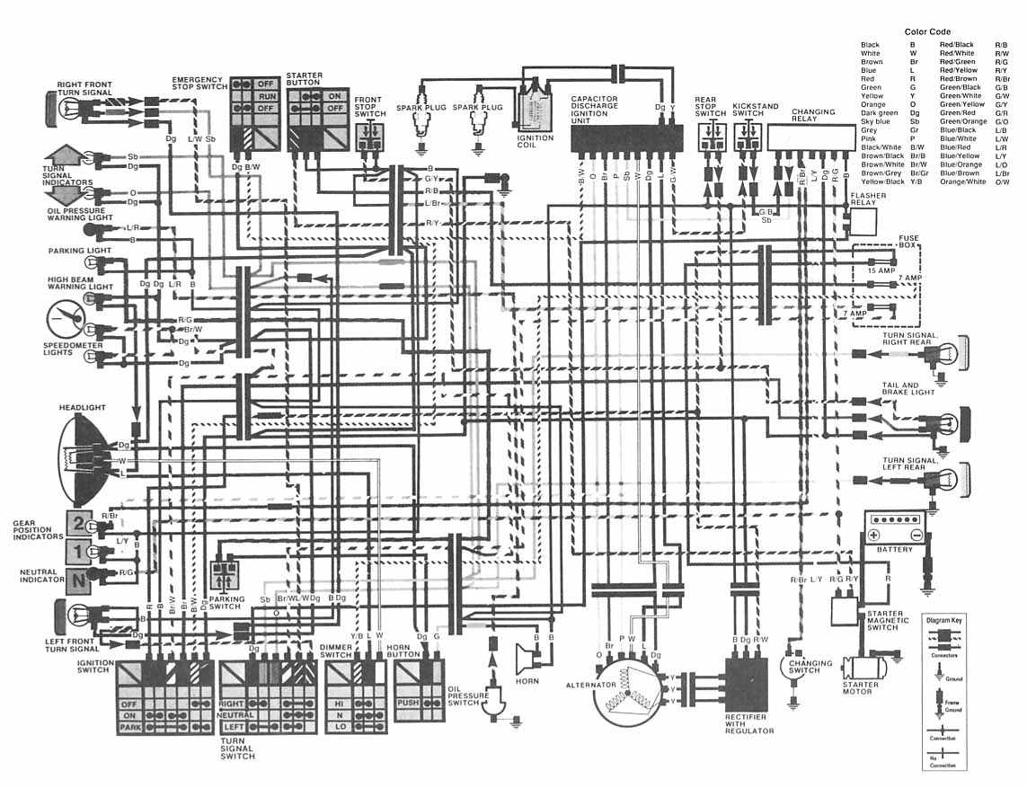 Unique Electrical Wire Diagram Honda Ch 250 Photo - Wiring Diagram ...