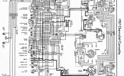 1957 Corvette Wiring Diagram | Willcox Corvette, Inc.