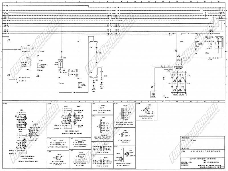 Ford Pinto Ignition Wiring Diagram  Wiring Forums