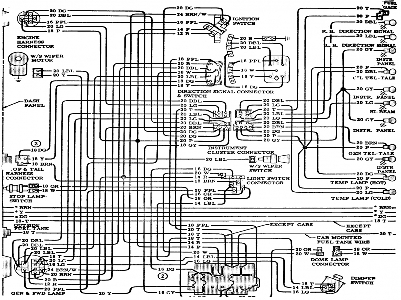 1971 Ford F100 Wiring Diagram Trucks User Gallery  Wiring