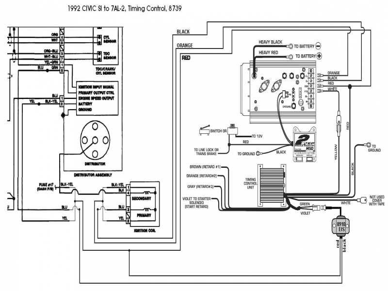 Charming 1994 Acura Integra Wiring Diagram Images - Electrical ...