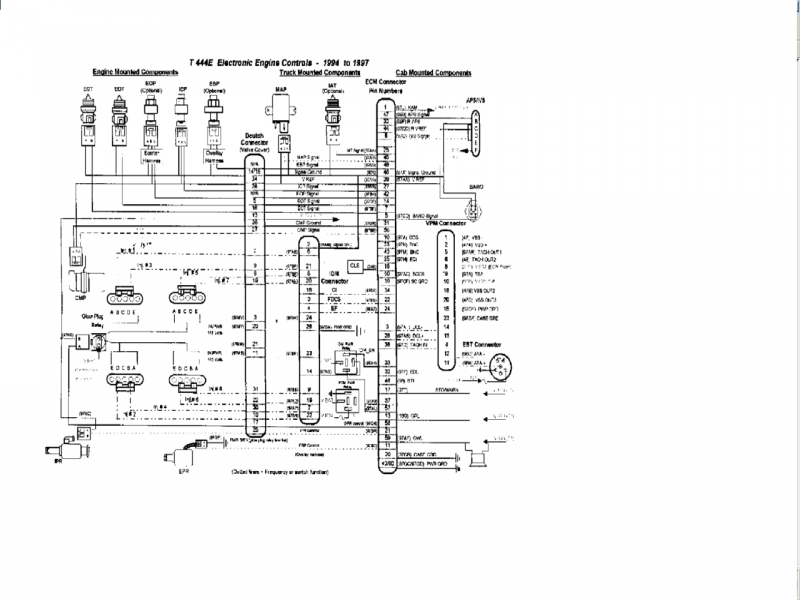 2000    International       4700       Wiring       Diagram        Wiring    Forums