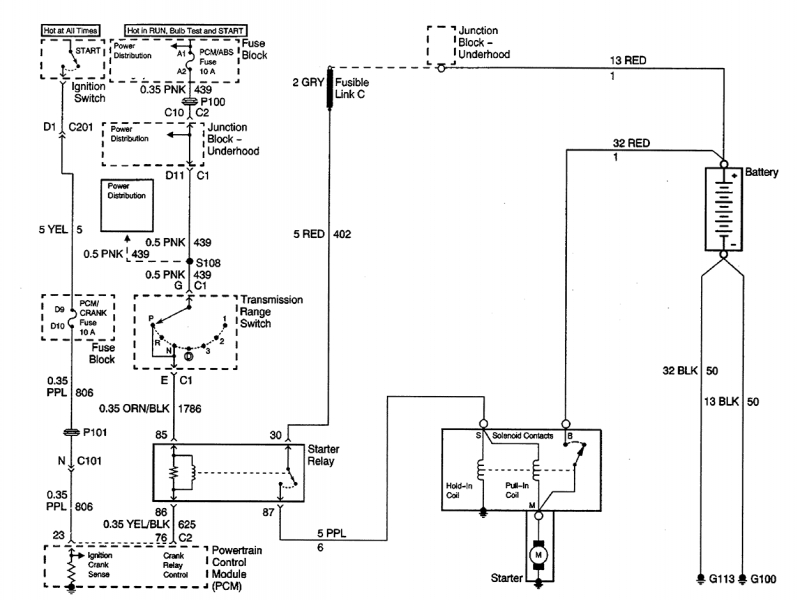 1995 Chevy Lumina Transmission Diagram  Wiring Forums